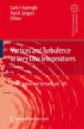 Vortices and Turbulence at Very Low Temperatures