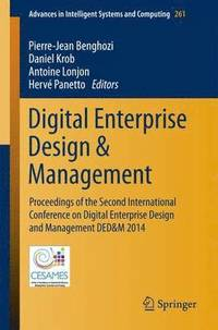 Digital Enterprise Design &; Management