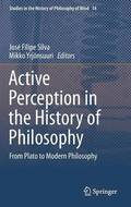 Active Perception in the History of Philosophy