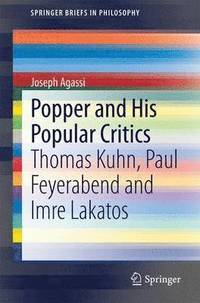 Popper and His Popular Critics