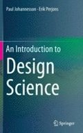 An Introduction to Design Science