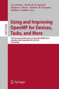 Using and Improving OpenMP for Devices, Tasks, and More