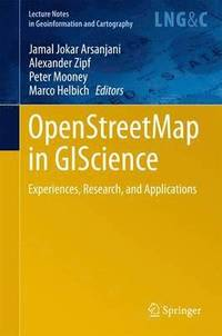 OpenStreetMap in GIScience