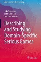 Describing and Studying Domain-Specific Serious Games