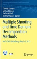 Multiple Shooting and Time Domain Decomposition Methods