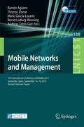Mobile Networks and Management
