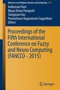Proceedings of the Fifth International Conference on Fuzzy and Neuro Computing (FANCCO - 2015)