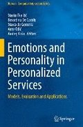 Emotions and Personality in Personalized Services