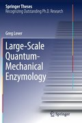 Large-Scale Quantum-Mechanical Enzymology