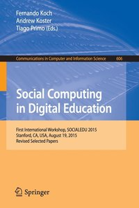 Social Computing in Digital Education