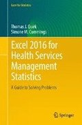 Excel 2016 for Health Services Management Statistics