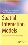 Spatial Interaction Models