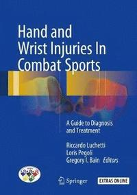 Hand and Wrist Injuries In Combat Sports