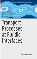 Transport Processes at Fluidic Interfaces