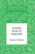 Doing Poetic Inquiry