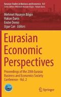 Eurasian Economic Perspectives