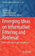 Emerging Ideas on Information Filtering and Retrieval