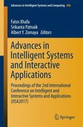 Advances in Intelligent Systems and Interactive Applications
