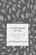 A Fair Share of Tax