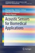 Acoustic Sensors for Biomedical Applications