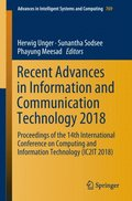Recent Advances in Information and Communication Technology 2018