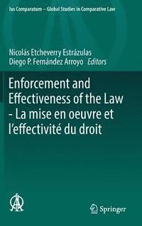 Enforcement and Effectiveness of the Law - La Mise En Oeuvre Et l'Effectivit  Du Droit