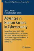 Advances in Human Factors in Cybersecurity