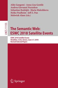 Semantic Web: ESWC 2018 Satellite Events