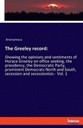 The Greeley record
