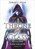 Throne of Glass - Celaenas Geschichte, Novella 1-5
