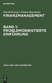 Finanzmanagement, Band 1