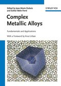 Complex Metallic Alloys