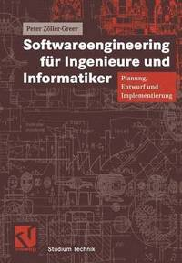 Softwareengineering Fur Ingenieure Und Informatiker