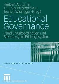 Educational Governance