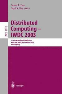 Distributed Computing - IWDC 2003