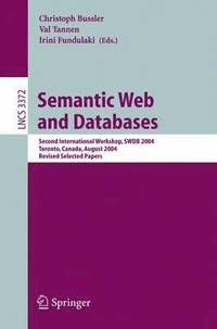 Semantic Web and Databases