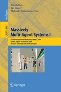 Massively Multi-Agent Systems I