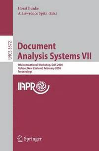 Document Analysis Systems VII