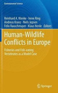 Human - Wildlife Conflicts in Europe