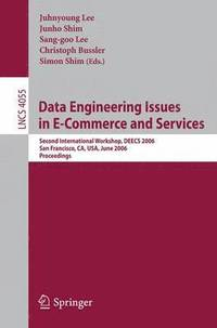 Data Engineering Issues in E-Commerce and Services