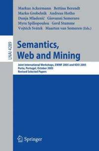 Semantics, Web and Mining