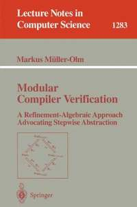 Modular Compiler Verification