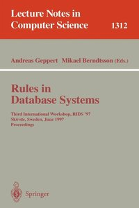 Rules in Database Systems