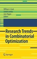 Research Trends in Combinatorial Optimization