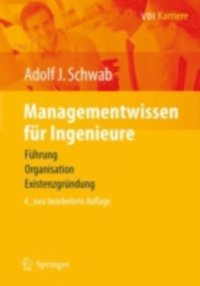Managementwissen fur Ingenieure