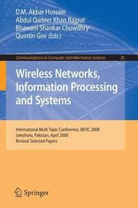 Wireless Networks Information Processing and Systems - Dil Muhammad