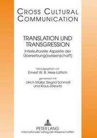 Translation Und Transgression