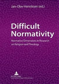 Difficult Normativity