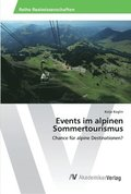 Events Im Alpinen Sommertourismus