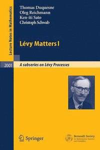 Levy Matters I